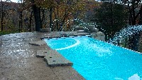 Ipool2 Fiberglass Pool and Spa in Oklahoma City, OK